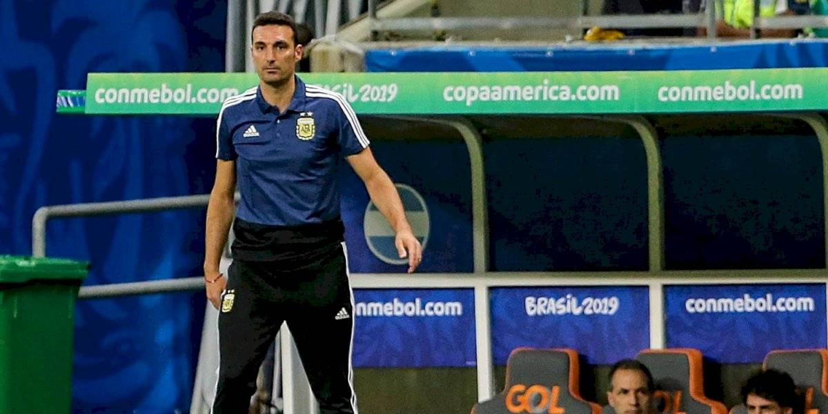 Ganarle a Chile le dio crédito: Lionel Scaloni seguirá como técnico de Argentina en las Clasificatorias