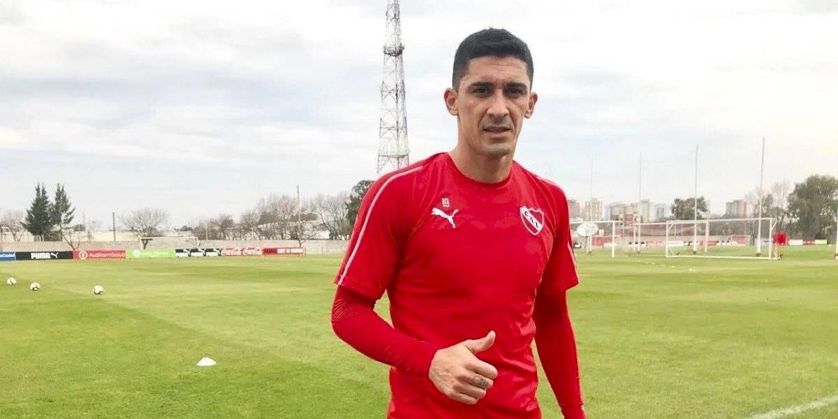 Tucu Hernández anotó en goleada de Independiente de Beccacece sobre Aldosivi