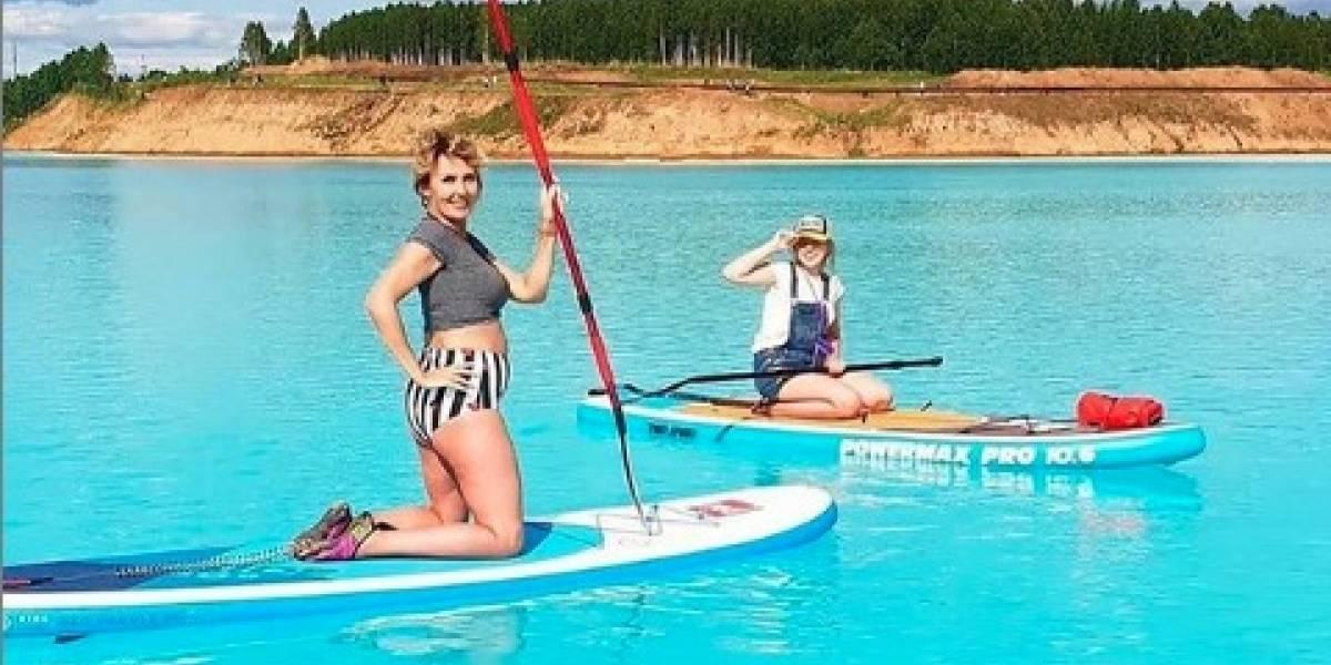 FOTOS. Lago de Siberia es una sensación en redes sociales, pero podría matarte