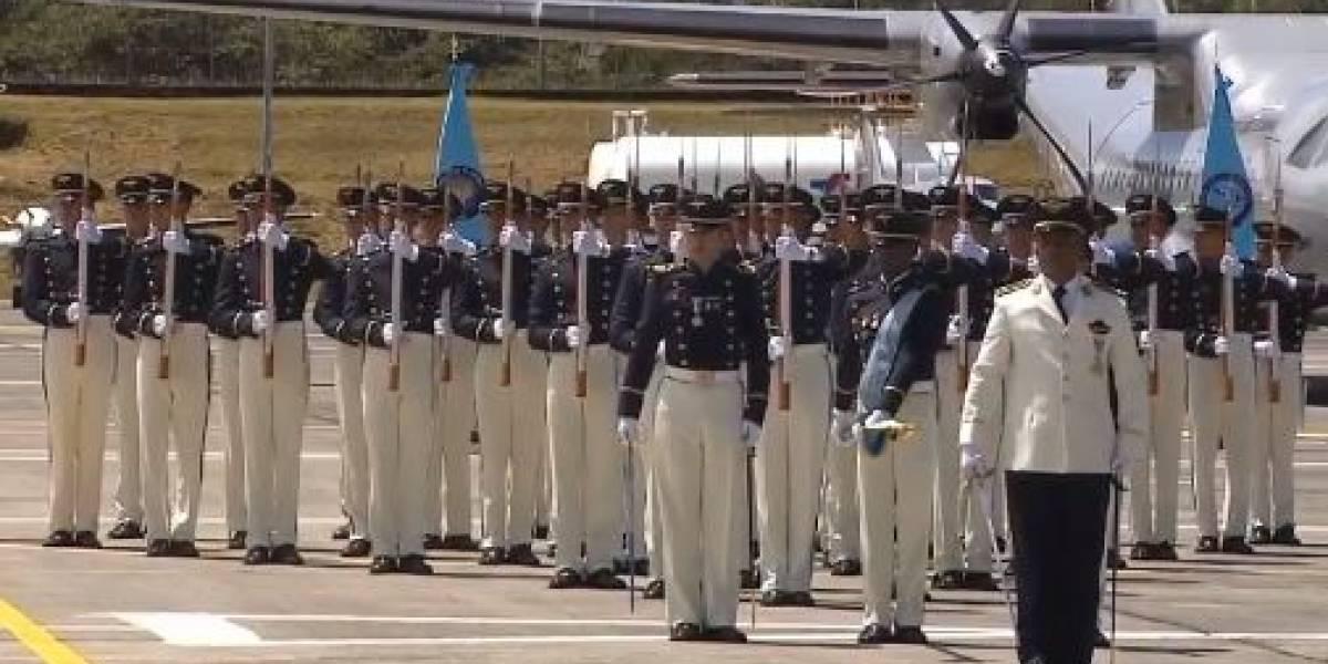 La Fuerza Aérea Colombiana celebra su centenario con aporte de cuatro países