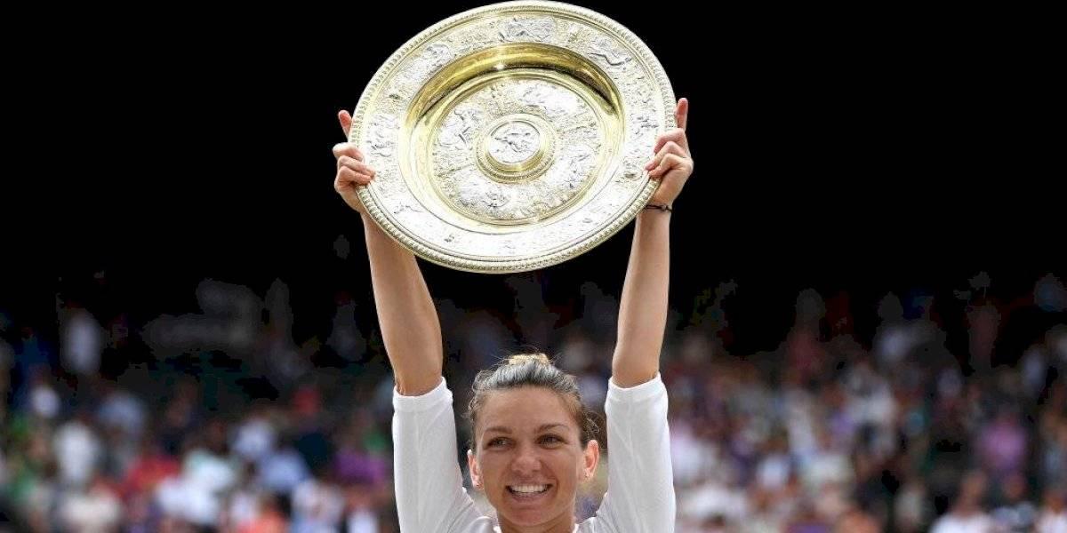 Wimbledon: Simona Halep venció a Serena Williams con autoridad y consiguió su segundo Grand Slam