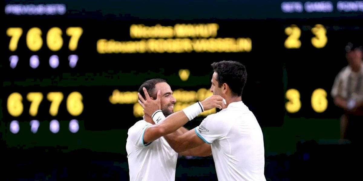 Cabal y Farah hicieron historia para Colombia y en dramática definición se coronaron campeones de Wimbledon