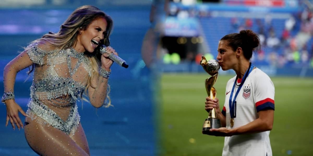 Jennifer López pospone concierto en Madison Square Garden tras apagón