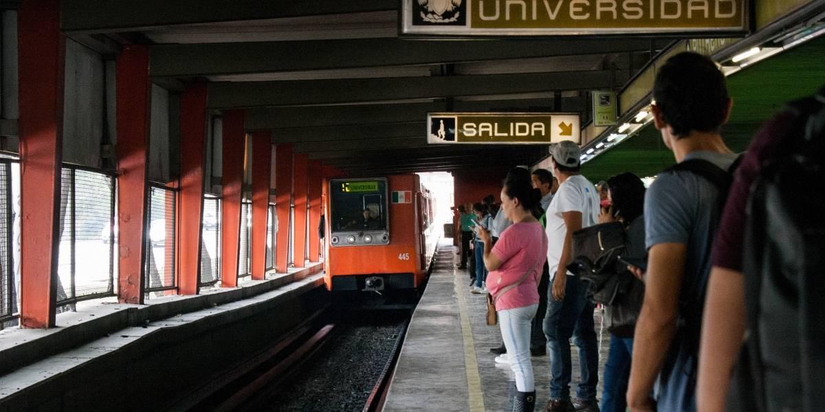 Metro termina obras en estaciones de la Línea 3