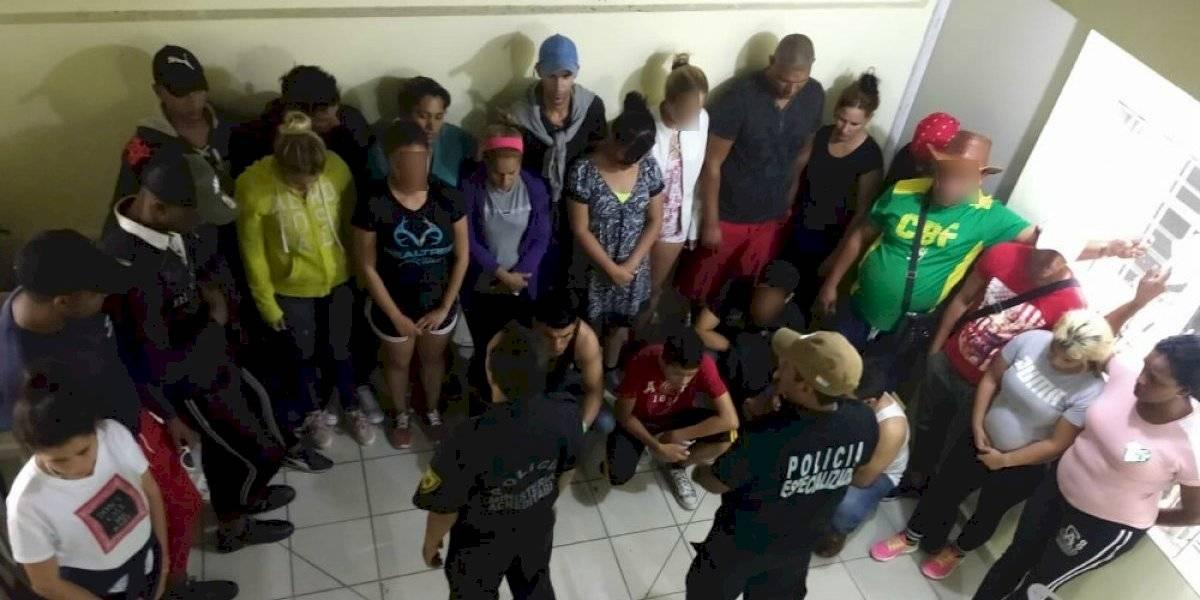 Rescatan a 34 migrantes en Chiapas; habían sido extorsionados y abandonados