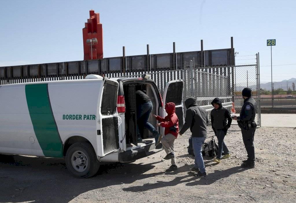 Trump anunció operativo contra migrantes