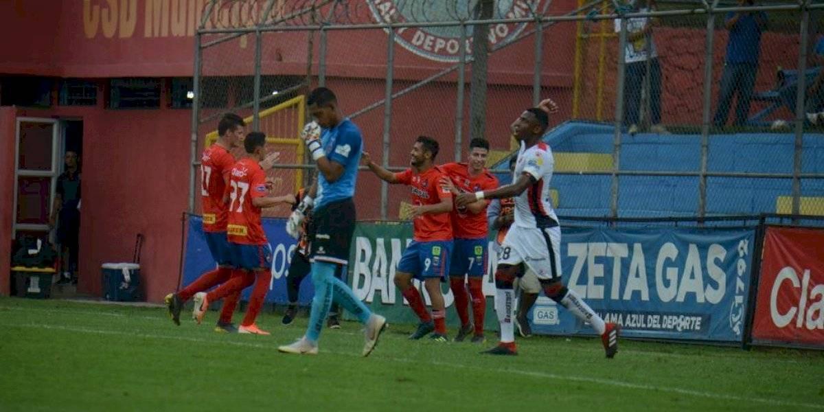 Municipal recibe duro golpe por parte de la Liga Deportiva Alajuelense
