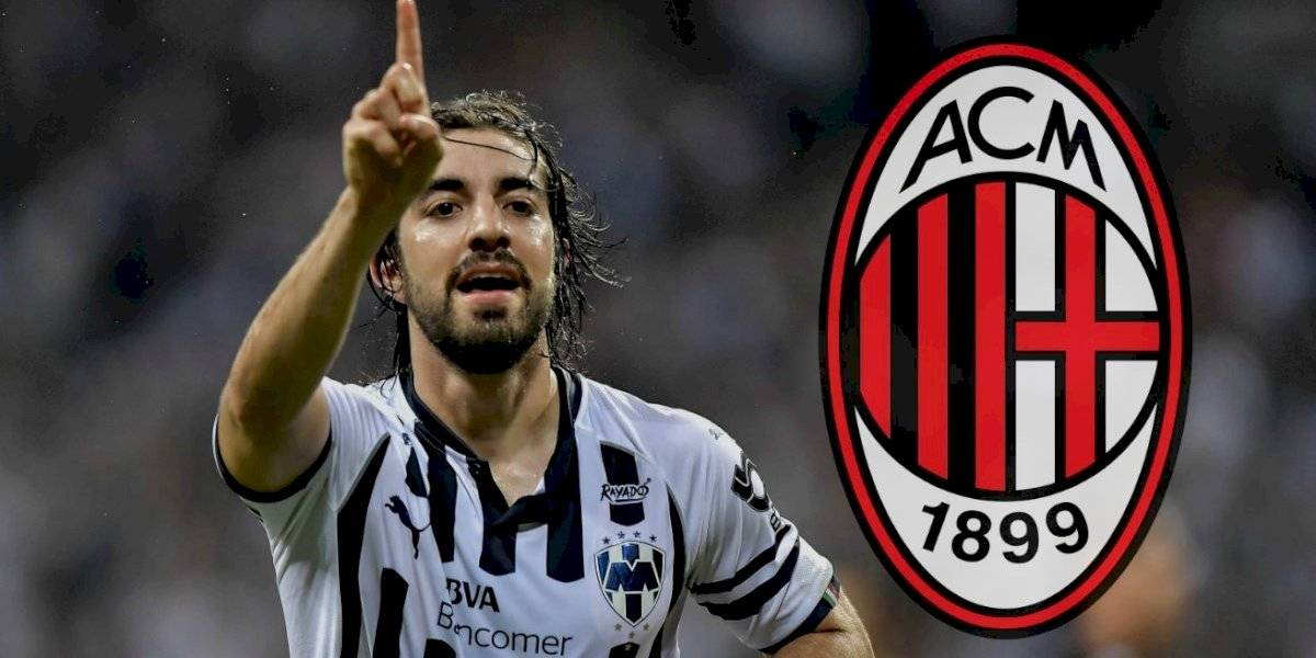 Rodolfo Pizarro interesaría al Milan