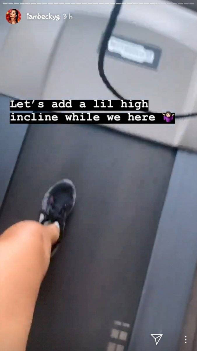Becky G Instagram