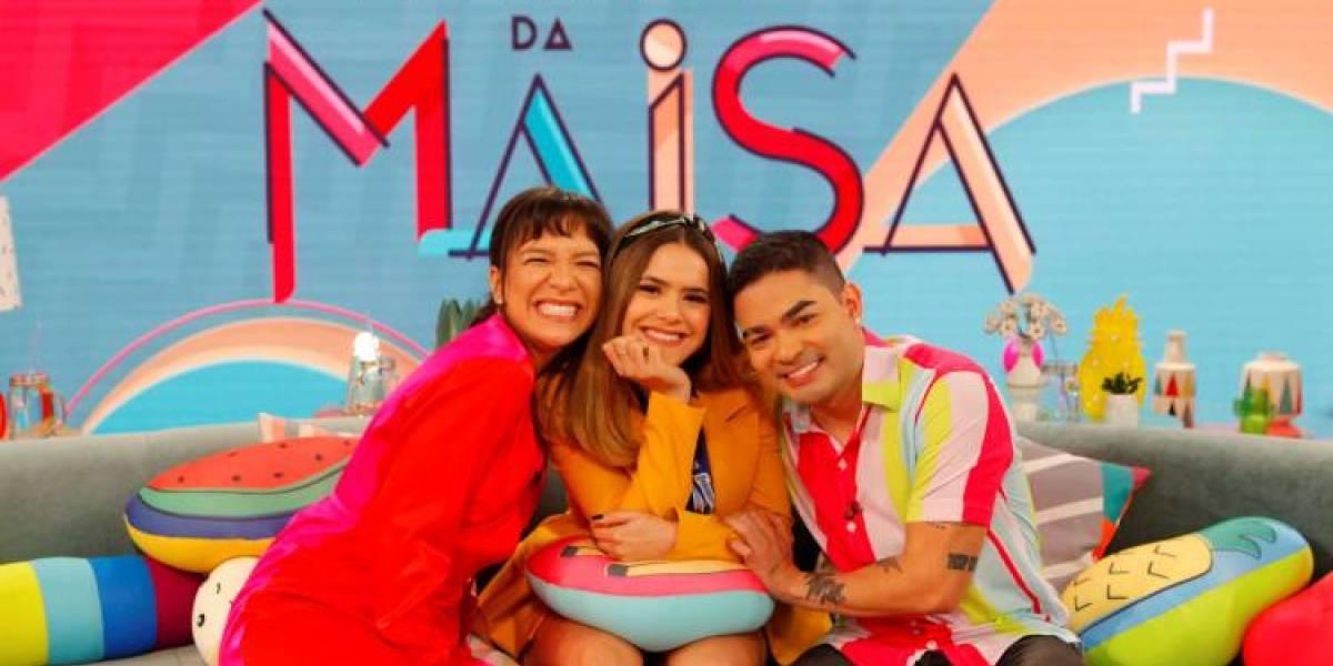 Reencontro de Maisa, Yudi e Priscilla é a nostalgia que você precisava para hoje