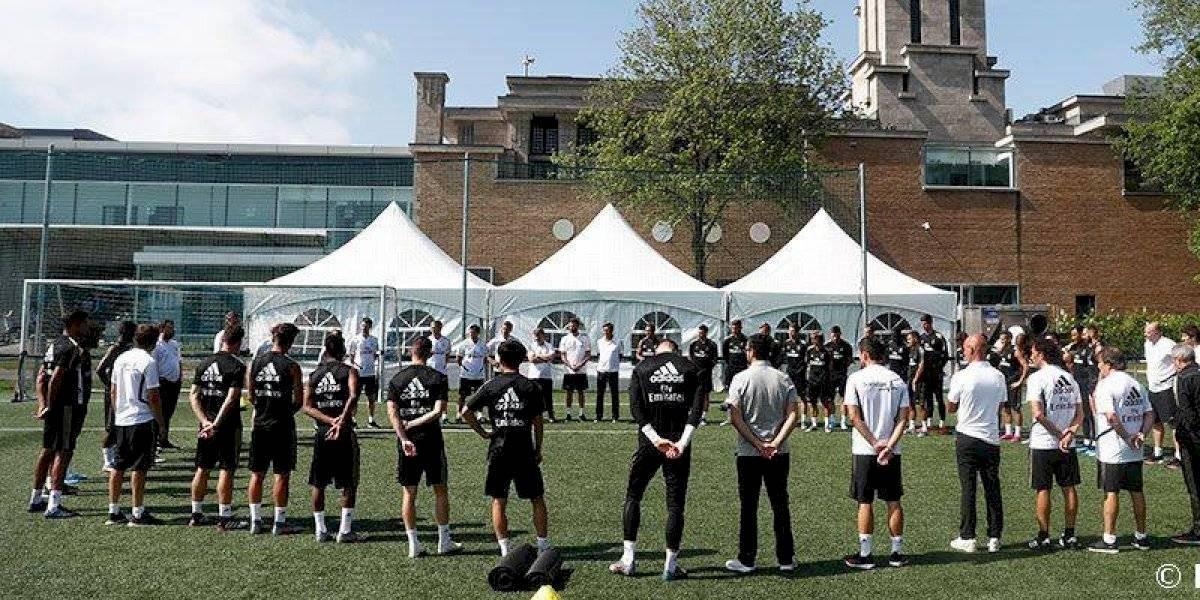 Real Madrid revela motivo que llevó a Zidane a abandonar pretemporada