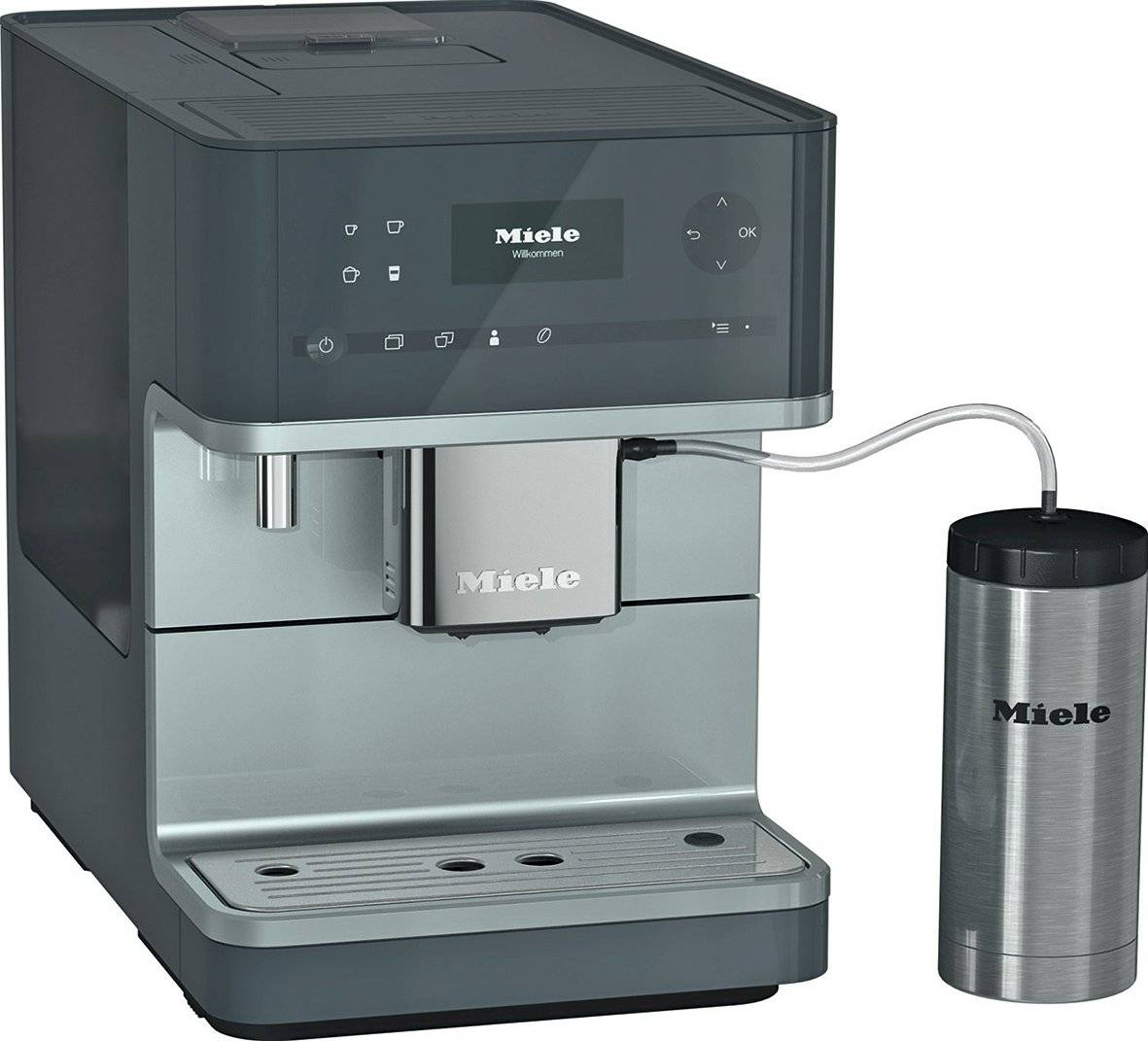 Máquina de café portátil – Miele Cortesía Casa Palacio