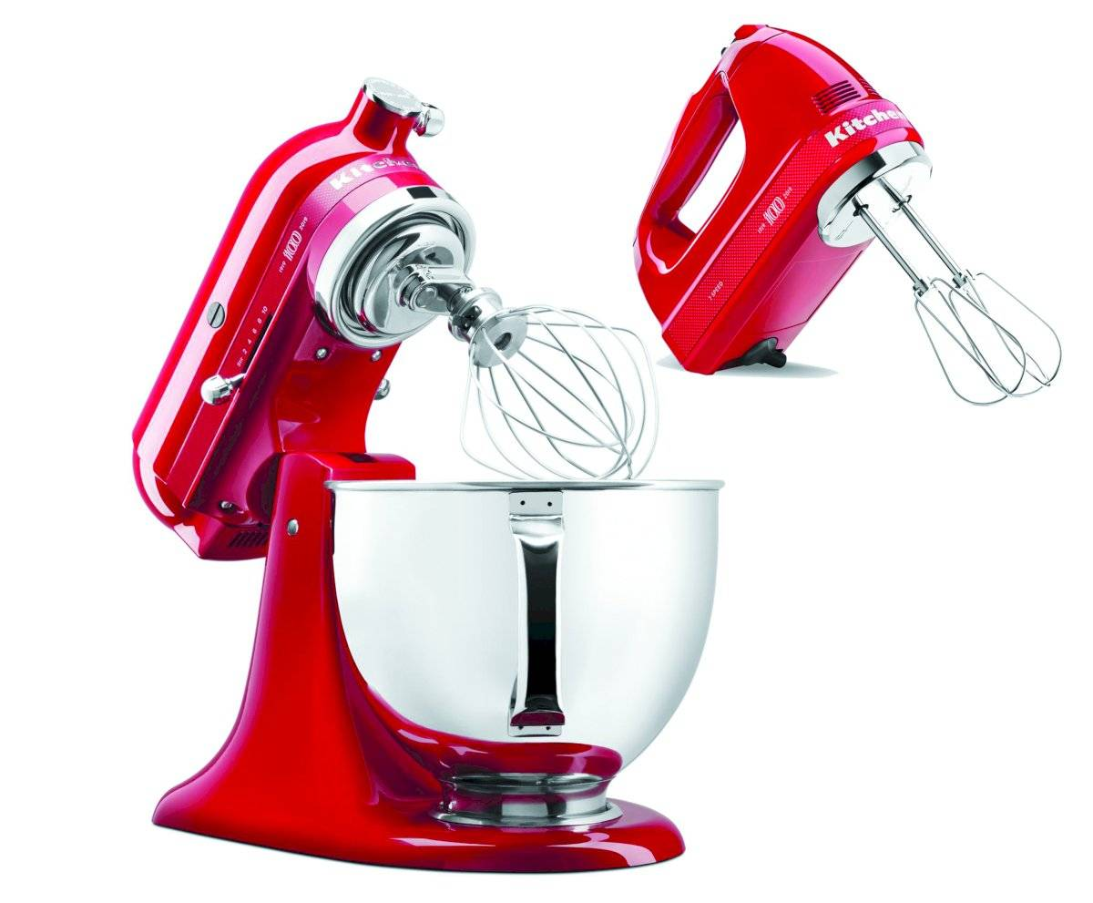 Robot de cocina – Kitchen Aid Cortesía Casa Palacio
