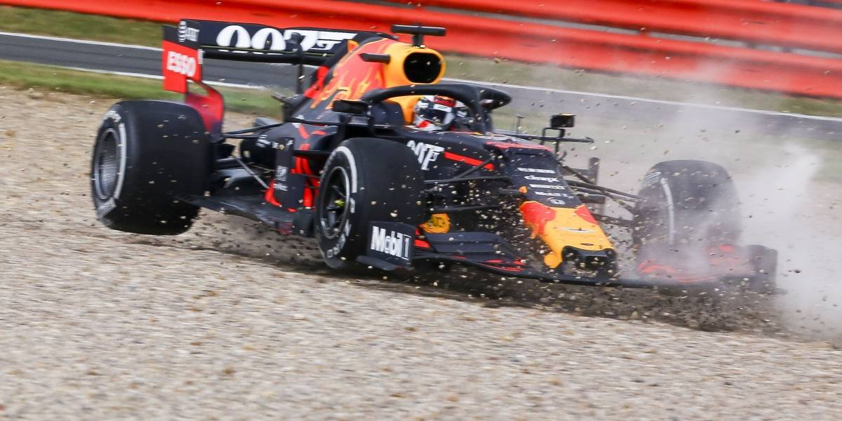El impresionante choque que manchó el Gran Premio de Gran Bretaña de Fórmula 1