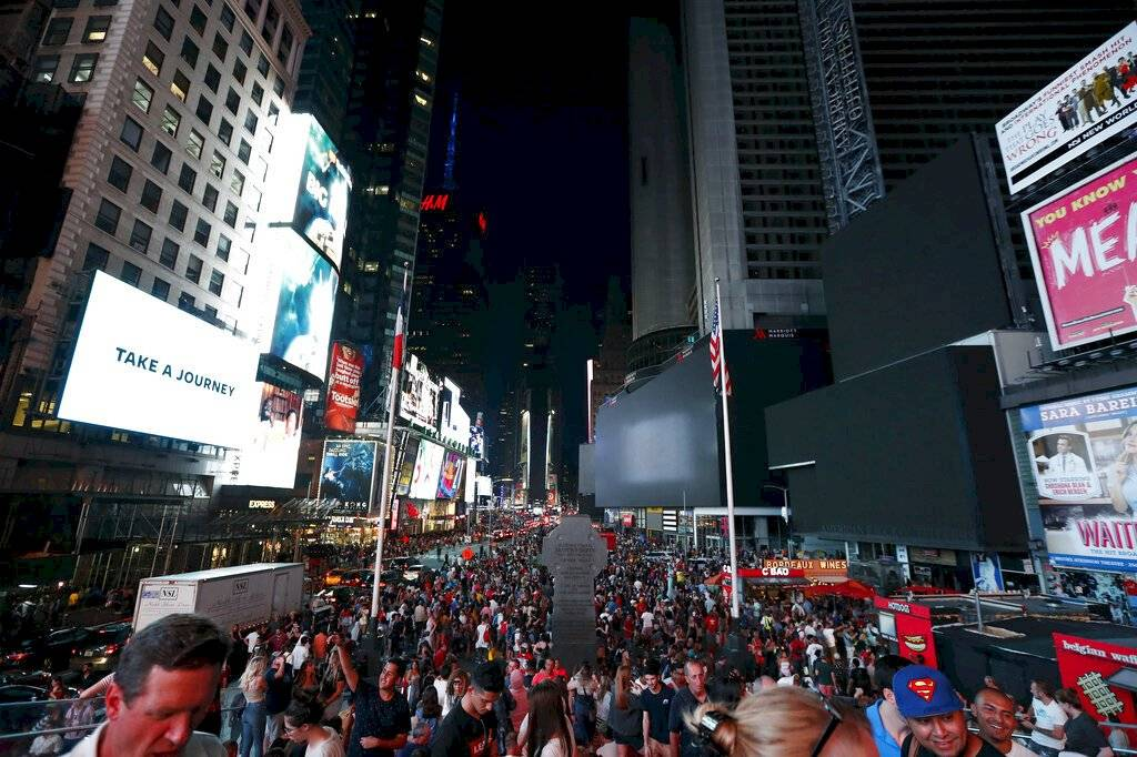 Apagón Nueva York