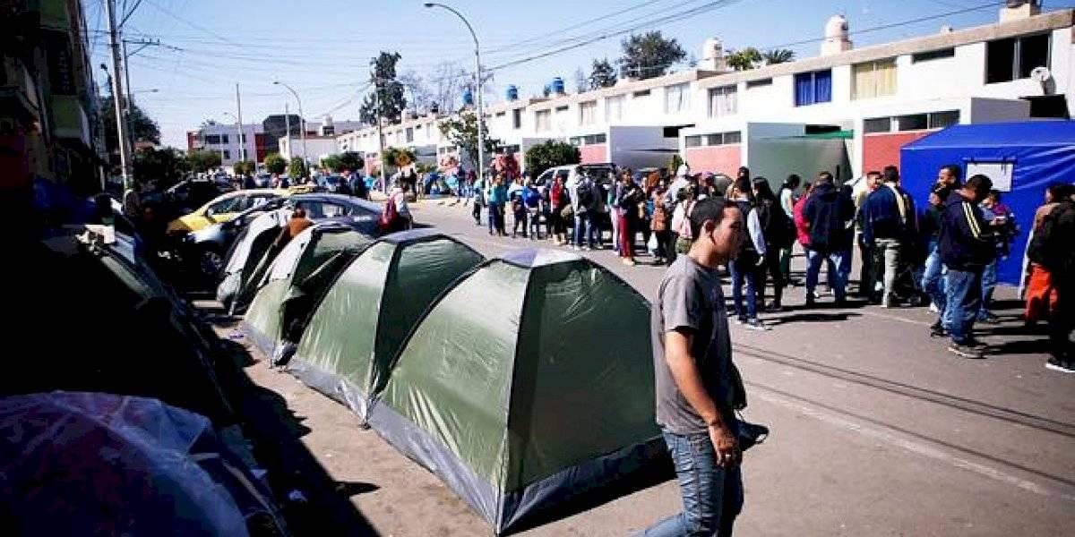"""Gobierno asegura que """"es poco lo que puede hacer el Estado"""" ante crisis migratoria en Tacna"""
