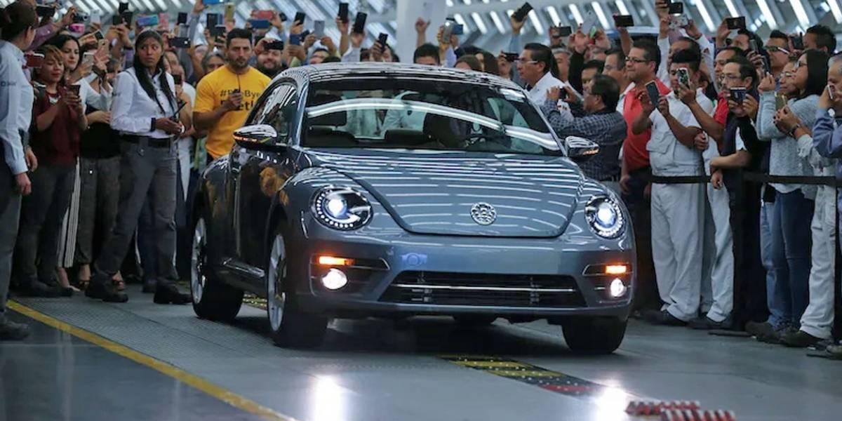 Amazon venderá los últimos Volkswagen Beetle fabricados en México