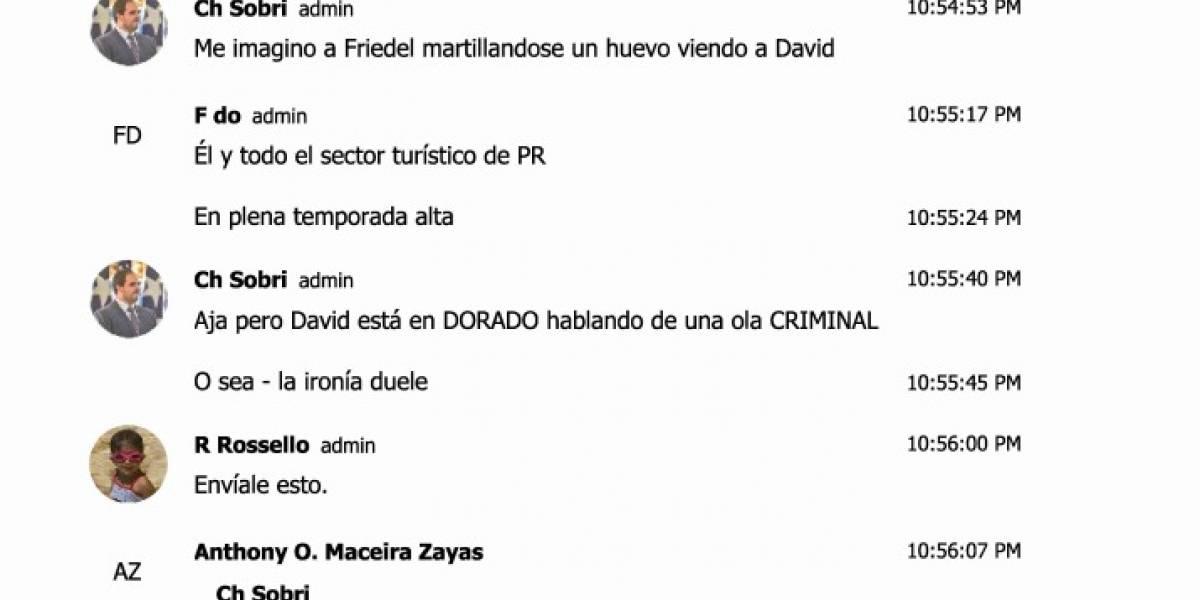 Ética asegura que sí citaron a Raúl Maldonado para validar chat de Telegram
