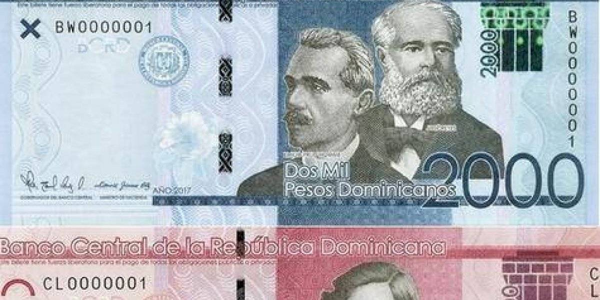 Billetes de 2000 y 200 cambiarán de color