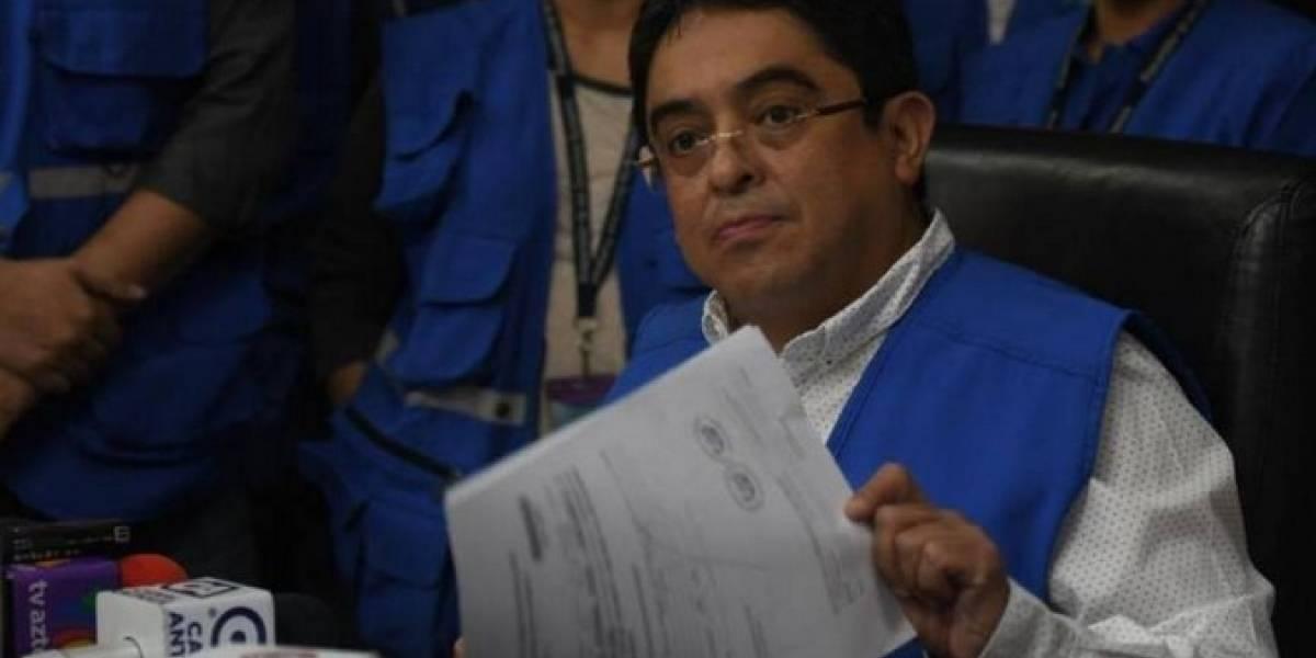 """PDH asegura que Morales suscribiría acuerdo de """"país seguro"""" con EE. UU."""