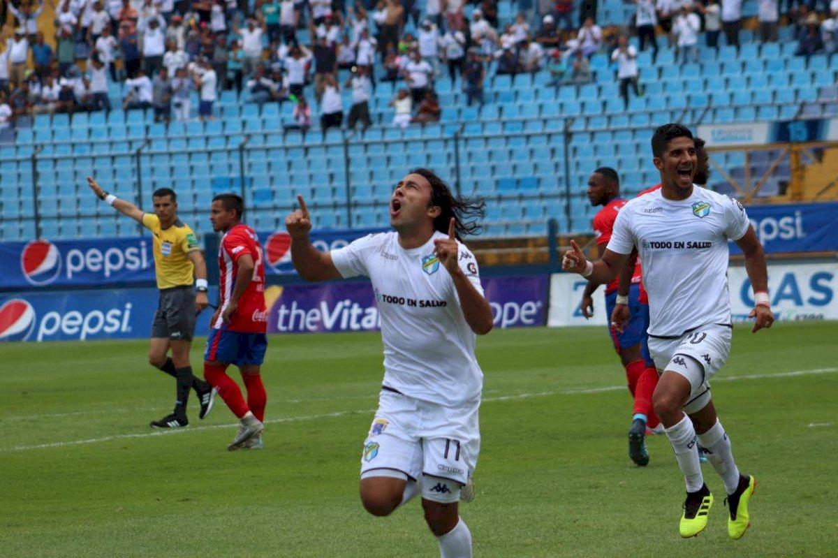 Comunicaciones gana en Copa Premier Centroamericana