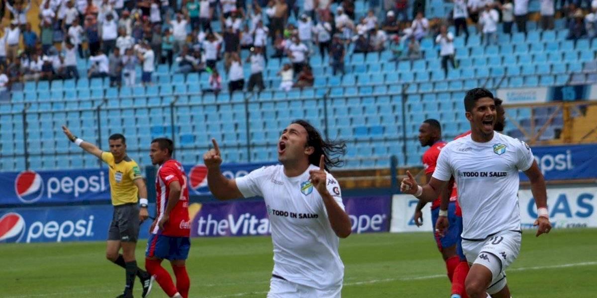 Comunicaciones ilusiona tras su debut en Copa Premier Centroamericana