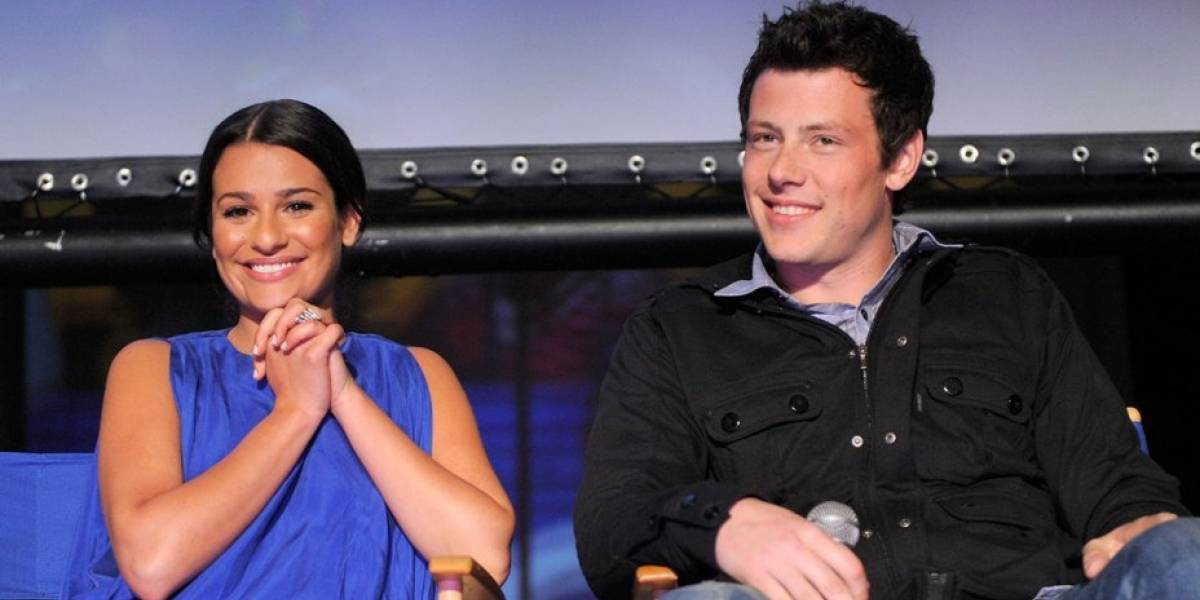 "Lea Michele le rinde tributo a Cory Monteith de ""Glee"""