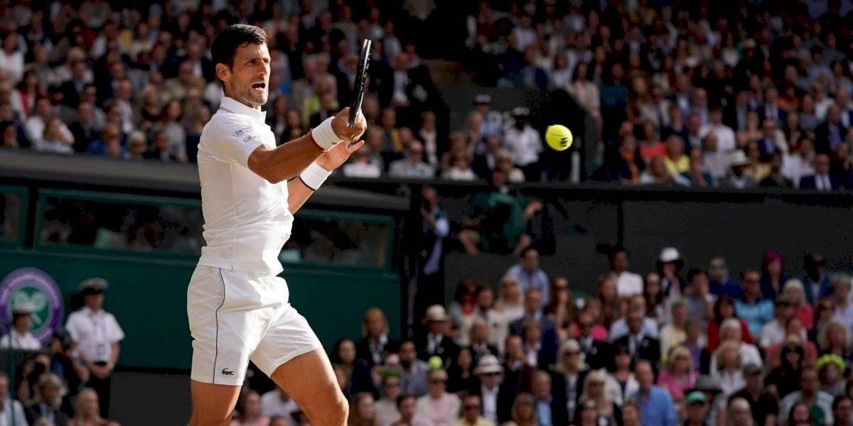 Djokovic vence a Federer y logra su quinto título en Wimbledon