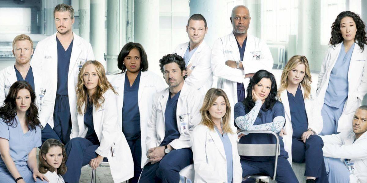 Muere actriz de 'Grey's Anatomy'