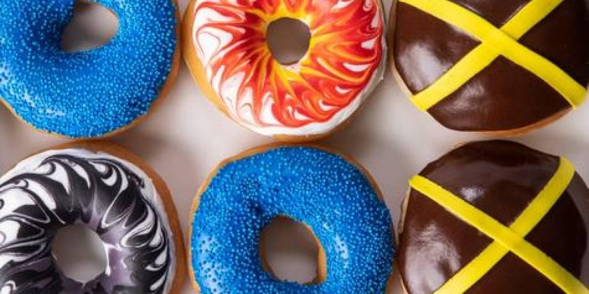 Krispy Kreme presenta 'Xtraodinarias' donas de temporada