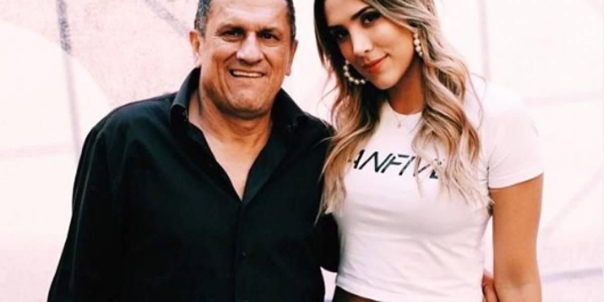 Daniela Ospina habla de los últimos días de su padre luchando contra el cáncer