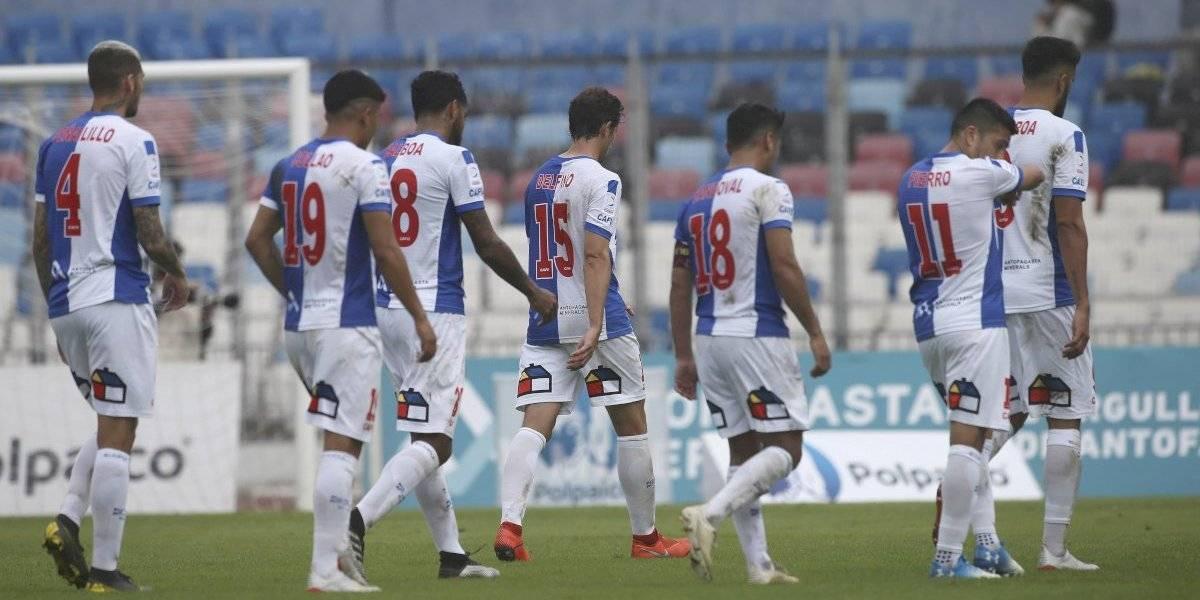Antofagasta denunció robo de indumentarias deportivas en el estadio Calvo y Bascuñán