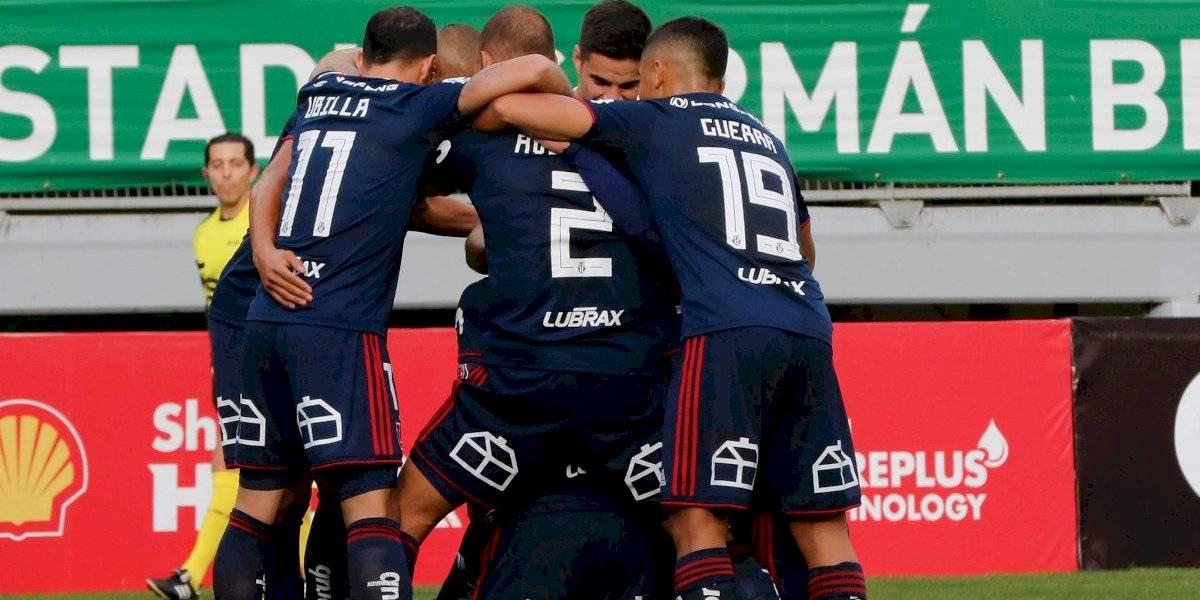 La U espantó sus viejos fantasmas y con un solitario gol de Matías Rodríguez venció a Temuco en Copa Chile