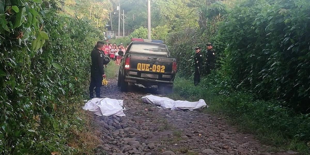 Cuatro personas fueron ejecutadas en Coatepeque, Quetzaltenango
