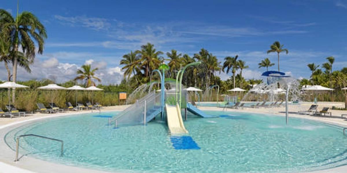 """""""Splash Island"""" de Meliá Hotels & Resorts; ideal para las vacaciones de verano"""