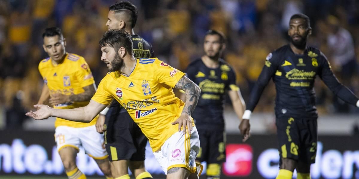 Cambia Tigres el horario de su debut ante Morelia