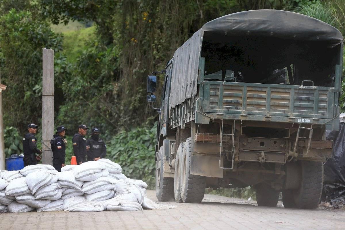 Minería ilegal de Buenos Aires EFE