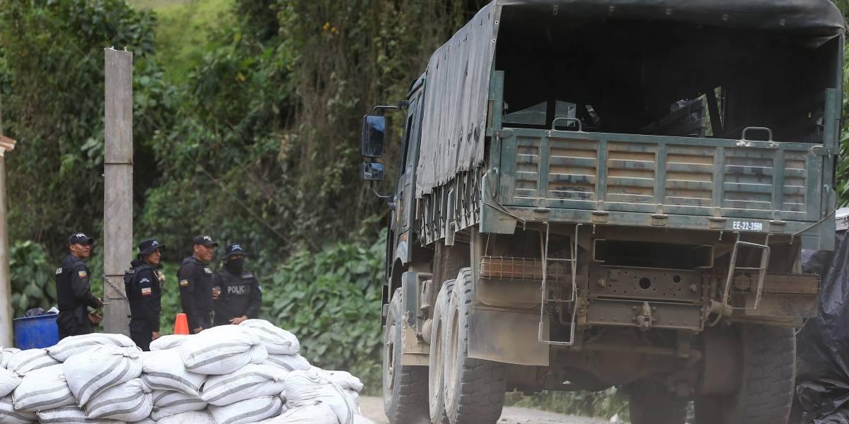Identifican afectaciones ambientales en mina ilegal de Buenos Aires