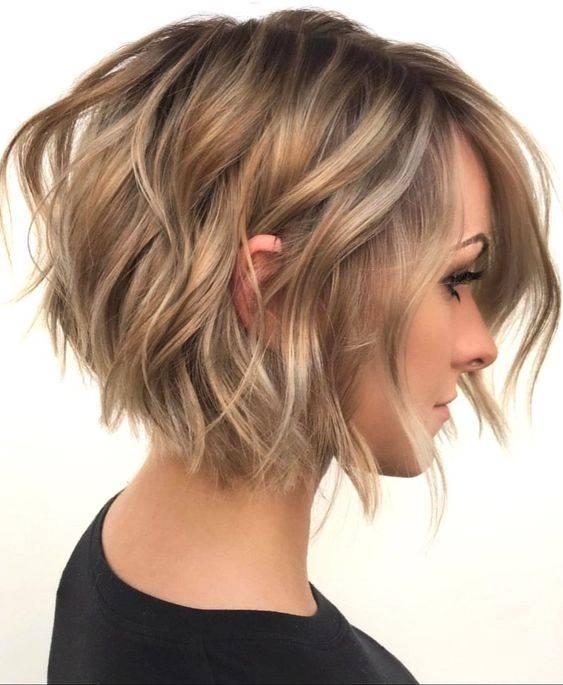 corte de cabello en capas