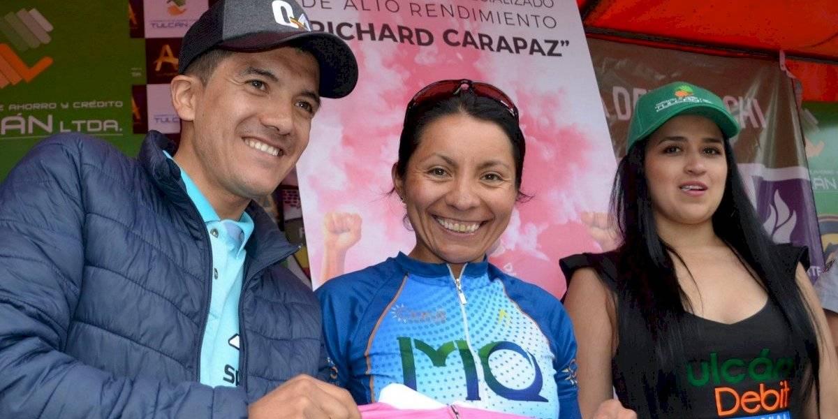 Carchi: Así se vivió la carrera en honor a Richard Carapaz