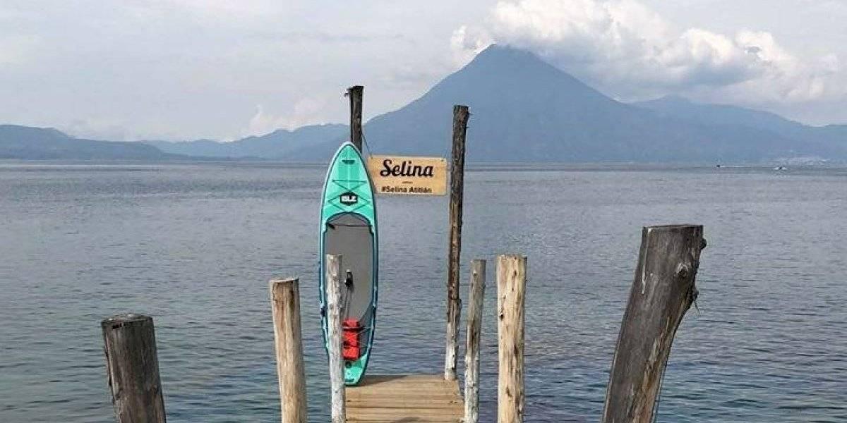 ¡No te la querrás perder! La experiencia Selina llegó al Lago de Atitlán