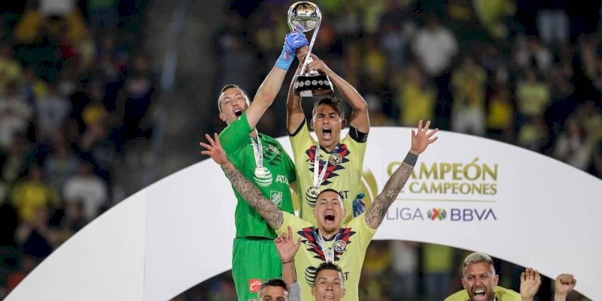 América, el club más ganador del futbol mexicano