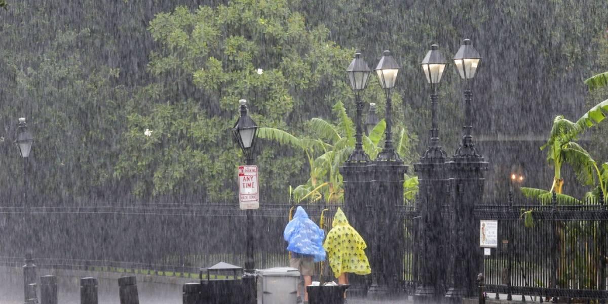 Barry castiga a Luisiana y Mississippi con fuertes lluvias