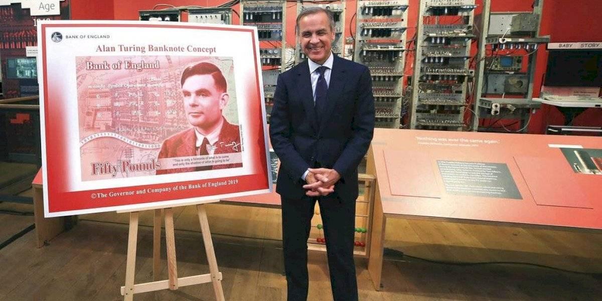 Fue un héroe en la Segunda Guerra Mundial y luego fue procesado por ser homosexual: nuevo billete británico mostrará al matemático Alan Turing
