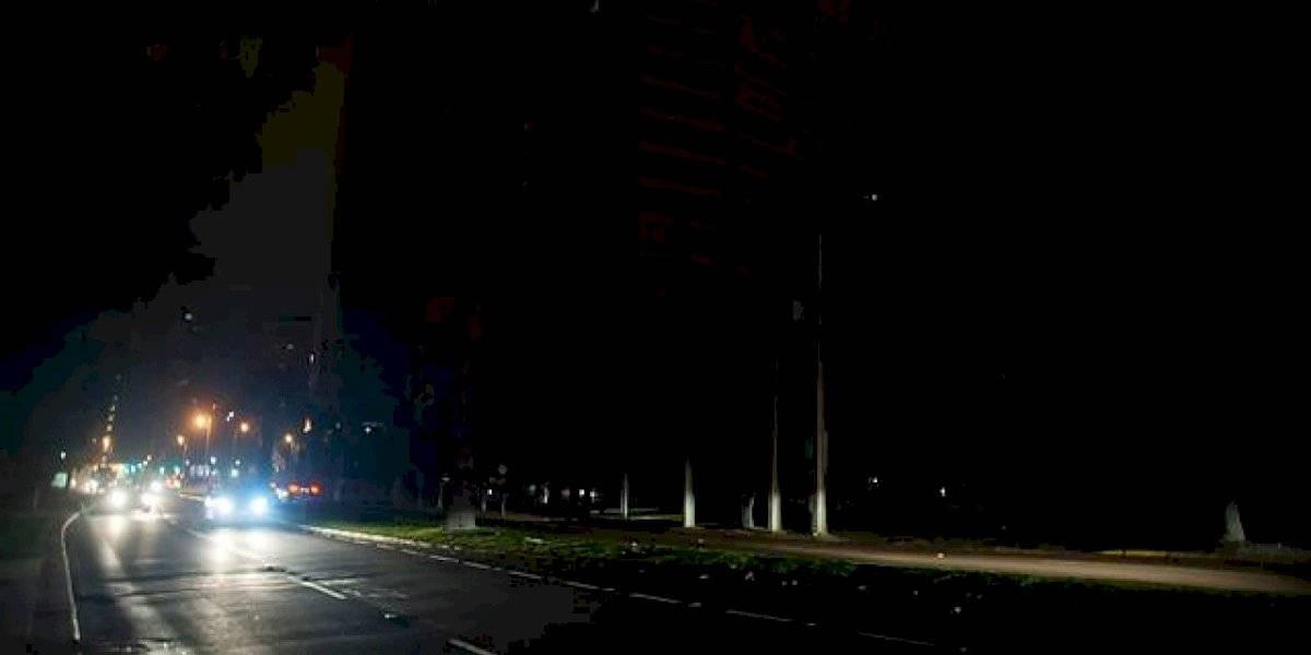 Llueve sobre mojado en Los Lagos: ahora un corte de luz afecta a 25 mil clientes