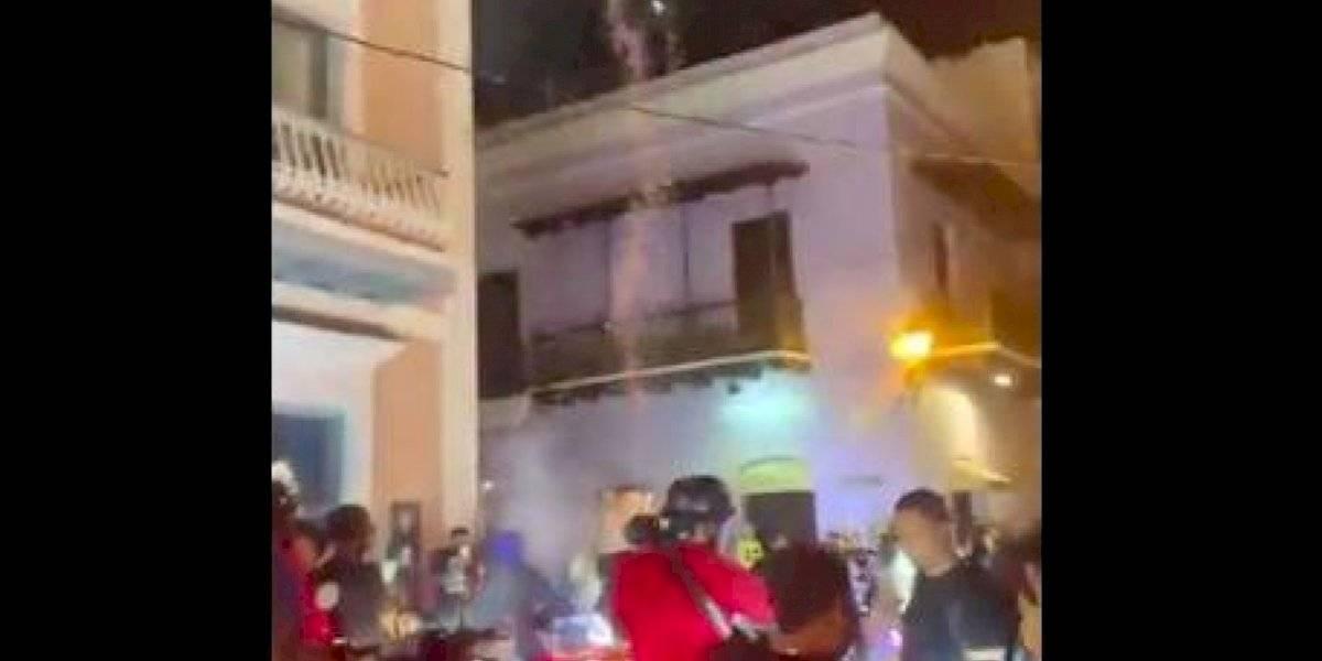 Corrida de motoras llega a Fortaleza y disparan fuegos artificiales