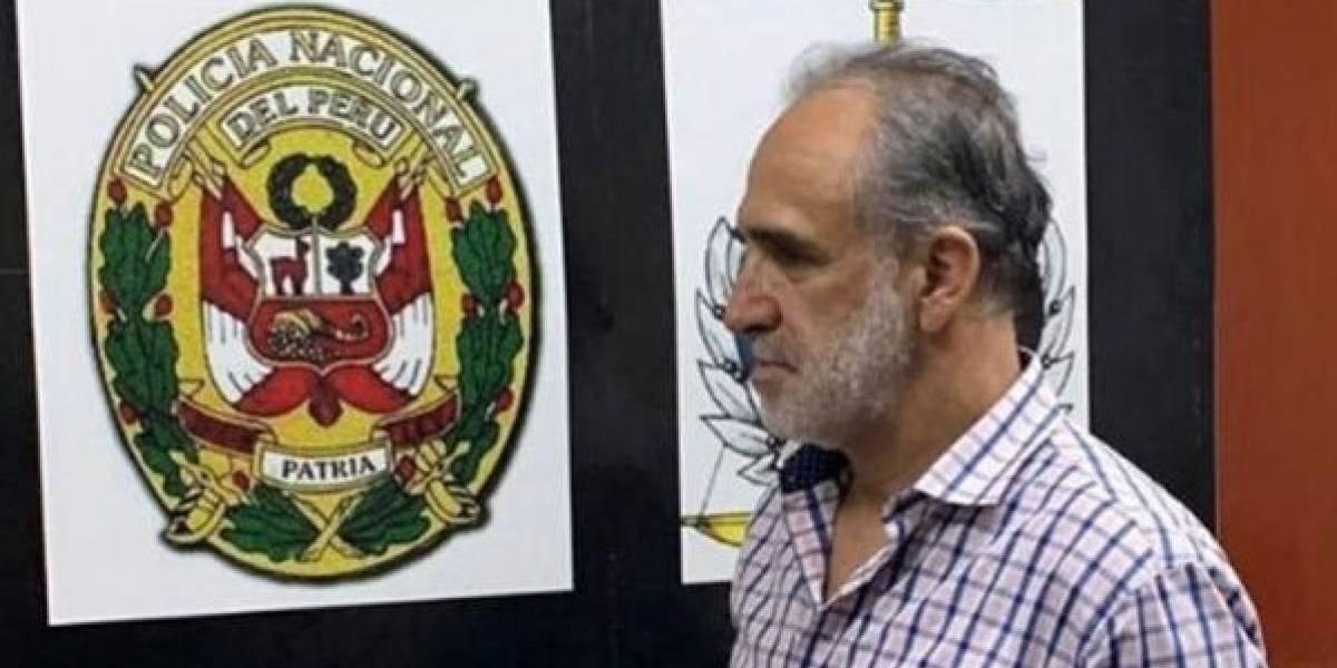 Corte de Justicia de Perú suspendió solicitud de extradición de Ramiro González
