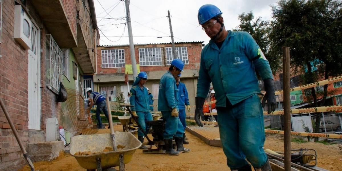 Avanza la renovación de redes de acueducto y alcantarillado en Bogotá