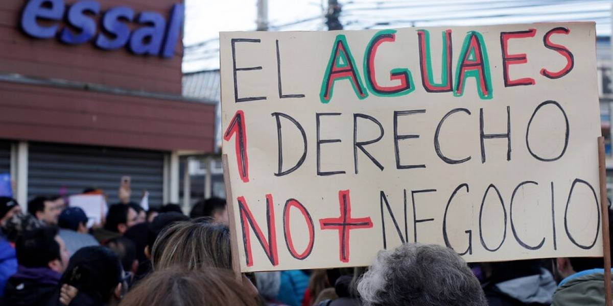 La multa más alta de la historia contra una sanitaria: Essal deberá pagar $1.640 millones por corte de agua en Osorno