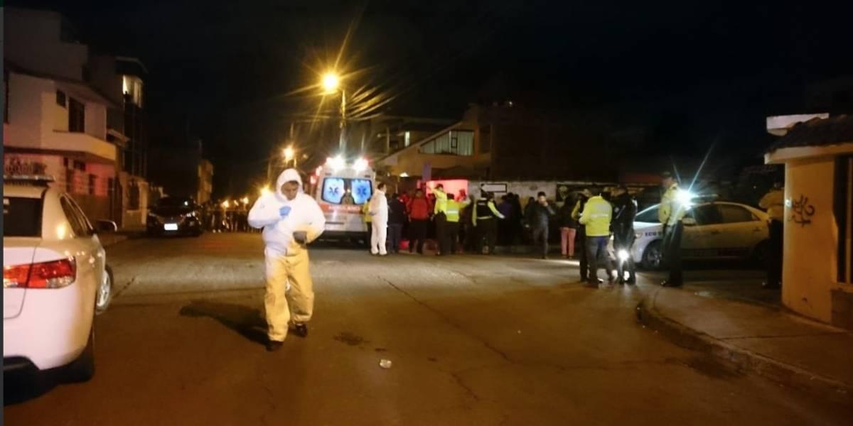 Asesinaron a tiros a concejal de Riobamba, Patricio Guaranga